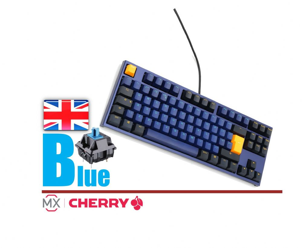 Ducky Channel One2 Horizon TKL DKON1887-CUKPDZBBH